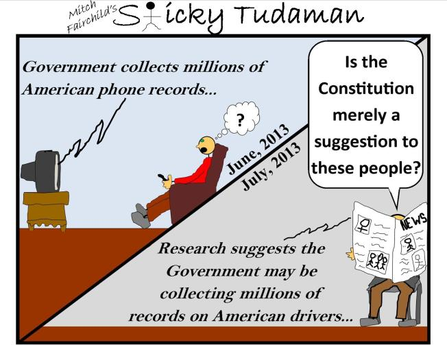 Sticky Tudaman: Constitution 1