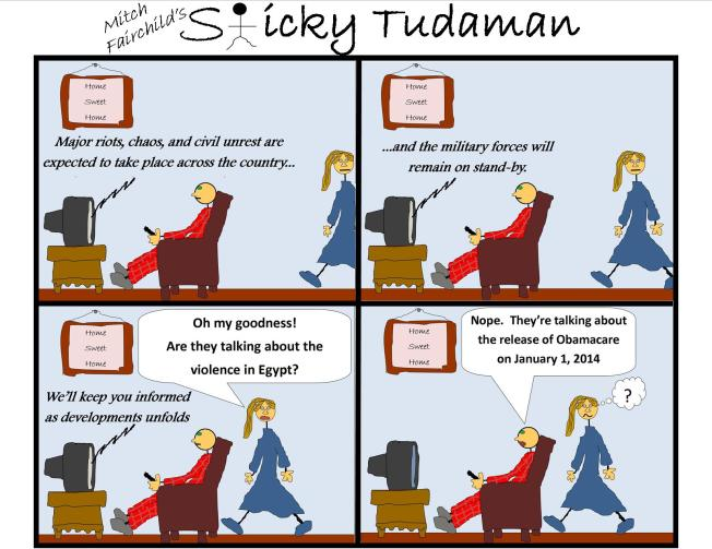 Sticky Tudaman: The Developing Crisis