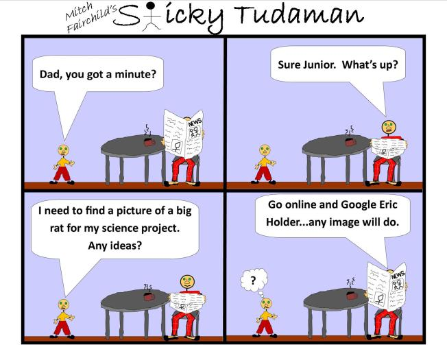 Sticky Tudaman: Big Rat
