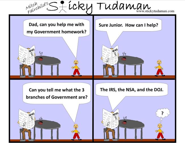 Sticky Tudaman: Three Branches