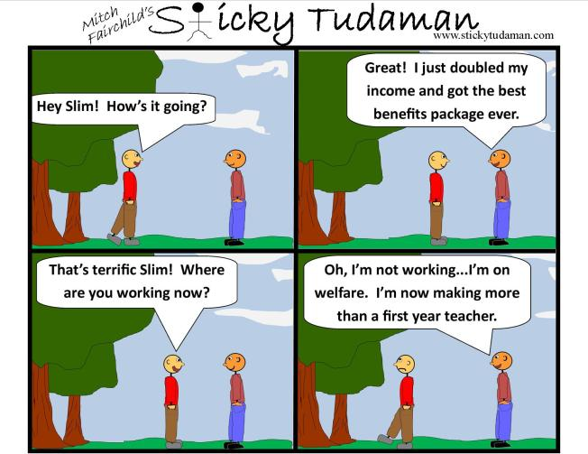 Sticky Tudaman- No Degree Needed